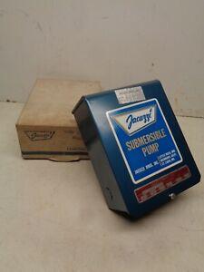 NEW Jacuzzi Control Box.  PFO5S2 1/2 HP  230V  IPH  Vintage spa parts