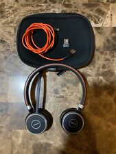 Jabra Evolve 65 Stereo MS & Link 370 Professional Noise-Cancelling Headset