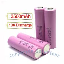 Samsung INR18650-35E 3500mAh Rechargeable Battery High Drain 2x