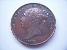 More details for queen victoria 1856 penny