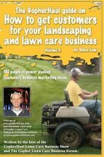 The GopherHaul guide on how to get customers for your landscaping and lawn care