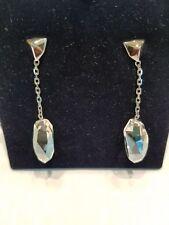 Swarovski Moonlight Crystal Elated Pierced Earrings 946722