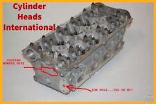 CHRYSLER DODGE NEON STRATUS 2.0 SOHC 16V CYLINDER HEAD VAL/&SPRINGS ONLY WITH EGR