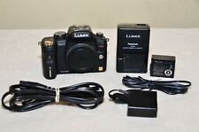 Panasonic LUMIX DMC-GH1 12.1MP Digital Camera - Black (Body Only)