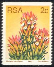 RSA 1977 2c Coil/Red Pagoda/Flowers/Succulents/Cacti/Nature 1v (n21743)