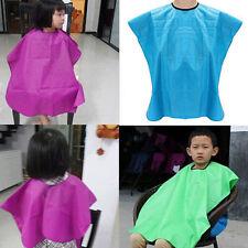Couleur Aléatoire Cheveux Waterproof Couper Coiffure Barbiers Cape Tissues GRO