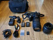 Nikon D3000 Digital SLR Camera w/ AF-S DX NIKKOR 55-300mm f/4.5-5.6G ED Lens kit