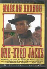 One-Eyed Jacks Marlon Brando , Karl Malden DVD Neu!