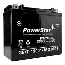 Powestar 3 Year Warranty - YTX20H-BS ATV Battery for Arctic Cat 700cc 700H1 2009