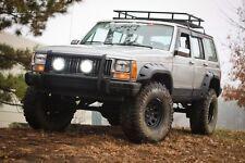 "6"" Wide All-Terrain Fender Flares. 1984-2001 Jeep Cherokee XJ 6pc kit"