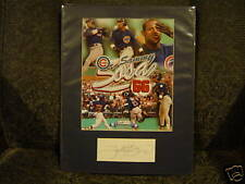 "Sammy Sosa Autographed Limited Edition 8"" x 10"" Color Photograph"