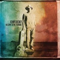 KENNY CHESNEY Welcome To The Fishbowl CD BRAND NEW