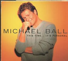 Michael Ball / This Time ...It's Personal + Slipcase