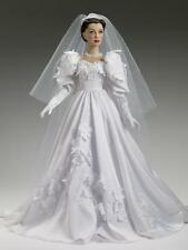 "Gone With The Wind 22"" Scarlett's Wedding Day Tonner Doll Le325 010641"