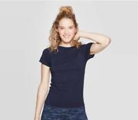 Women's Seamless Knit T-Shirt - JoyLab - Night Sky - Various Sizes - S683