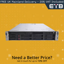 """HP Proliant DL380p G8 1x8 2.5"""" Hard Drives - Build Your Own Server"""