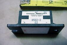 Gentron Powertherm B582-2 SCR Bridge Rectifier