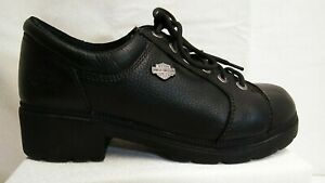 Women's Harley Davidson Shoes Size 9 Stock #83280