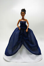 New fashion handmade Wedding Clothes Gown Party Dresses  for Barbie Doll @