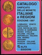 Catalogo Unificato delle monete italiane e regioni. 1997. ALFA Edizioni. 55