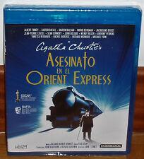 ASESINATO EN EL ORIENT EXPRESS BLU-RAY NUEVO PRECINTADO SUSPENSE (SIN ABRIR) R2