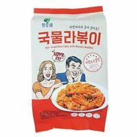 [SandolFood] Rabokki (Spicy Rice Cake with Ramen Noodles) 500g, Ramen+Tteokbokki