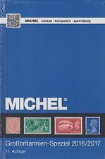 Michel Katalog Großbritannien Spezial 2016/2017, 11. Auflage