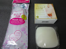 Pracenta Sorp Placenta extract combination with wash net Made in Japan