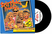 "SPITTING IMAGE - THE CHICKEN SONG - 7"" 45 VINYL RECORD PIC SLV 1986"