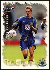 Paul Daglish Newcastle United #35 Futera 1999 Football Trade Card (C345)