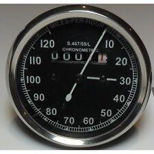 SMITHS INSTRUMENTS Smiths Type Speedometer Black Body 2:1 ration