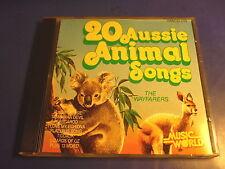 The Wayfarers - 20 Aussie Animal Songs/  HUGHES LEISURE GROUP CD 1992 RAR!