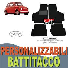PER FIAT 500 EPOCA TAPPETINI AUTO SU MISURA IN MOQUETTE CON BATTITACCO | EASY