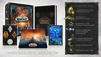 PC World of Warcraft: Shadowlands Collector's Edition - Free Shipping -Brand New
