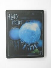 Harry Potter And The Order Of The Phoenix (4K UHD + Blu-Ray) Steelbook Case