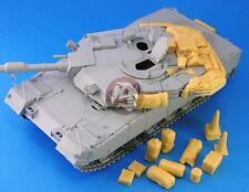 Legend 1/35 R.O.K Korean K1A1 Main Battle Tank Stowage Set (for Academy) LF1166