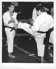 1960s Yoshiharu Osaka Karate Champion Original News Service Photo