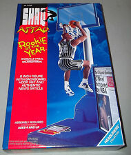 """Shaquille O'Neal Orlando Magic """"Shaq Attack"""" Rookie of the Year Kenner 1993 NIB"""