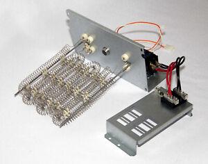 Trane BAYHTR1V10LUGA supplemental electric strip heater 240/208V 9.6/7.2 KW