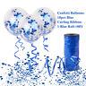 Confeti Relleno Globo de helio Cinta Fiesta Cumpleaños Decoración De Boda