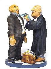 Profisti-avvocato anwallt lawyere XL scultura personaggio - 20613j