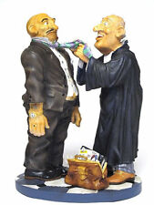 Profisti - Rechtsanwalt Anwallt Lawyere XL Skulptur Figur - 20613J