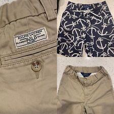 2 X Ralph Lauren Boys Shorts Size 6