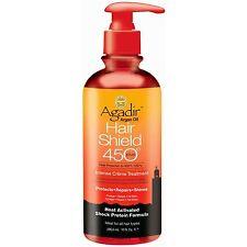 Agadir Argan Oil Treatment Hair Shield 450 Plus Intense Creme 295.7ml