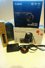 Canon Powershot SX720 HS 20.3MP 40x Optical Zoom Digital Camera iphone android