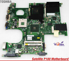 Motherboard A000012940 Notebook Toshiba Satellite P100 Bd1v MB 108