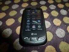 LG Cosmos Touch VN270 - Black (Verizon) Cellular Phone & 4GB Micro sd card#7001