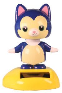 Solar Blue Cat Wobbler