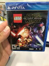 LEGO Star Wars: The Force Awakens (PsVita VITA)  NEW!!!   FAST SHIPPING!!!