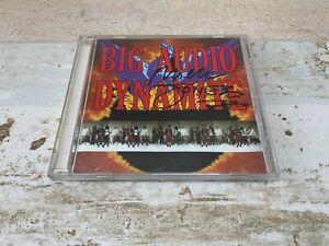 Big Audio Dynamite Megatop Phoenix signed autographed by Mick Jones CD The Clash